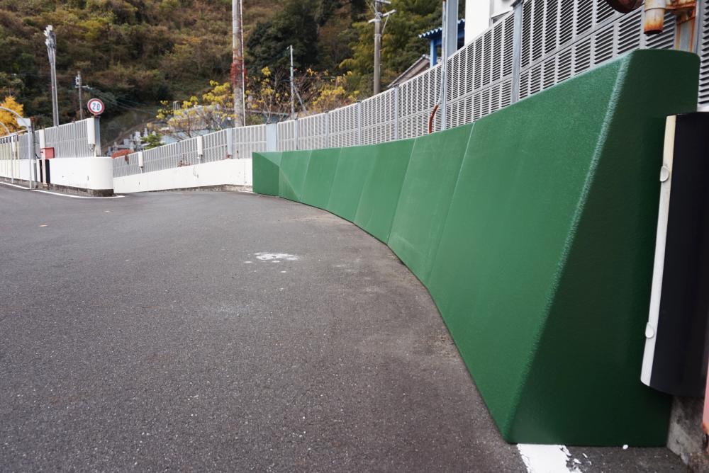 屋外防護マット ラテリアPU 静岡県静岡市自動車学校