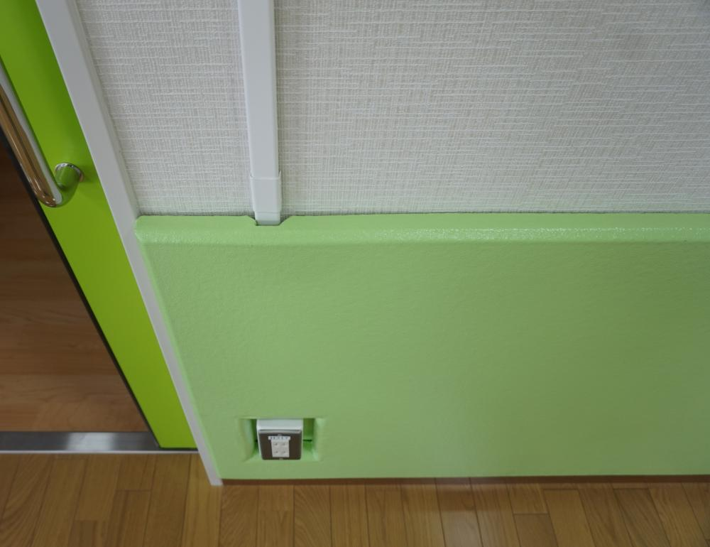 屋内防護マット ラテリアPU 大阪府豊中市発達支援センター