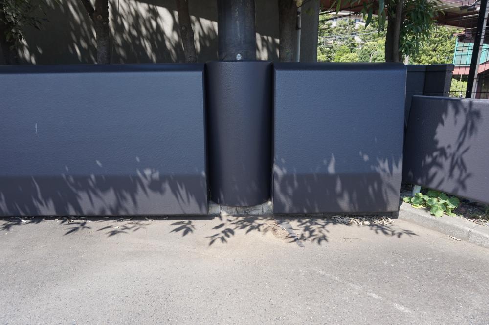 屋外防護マット ラテリアPU 東京都目黒区教習所