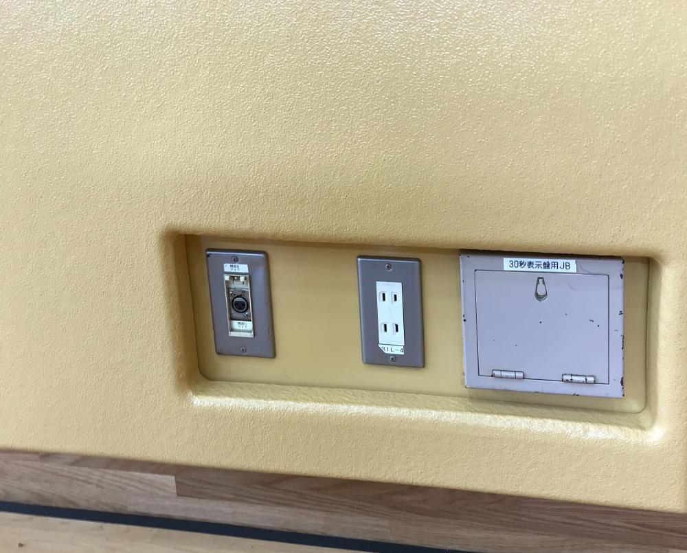 屋内防護マット ラテリアPU 東京都練馬区体育館