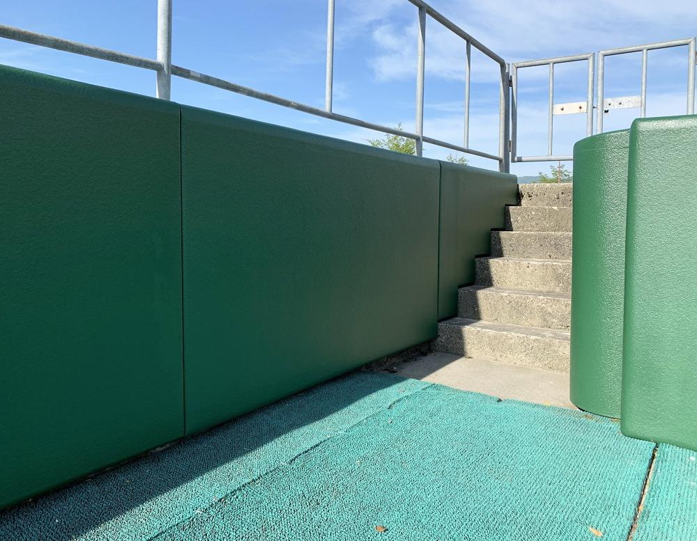 屋外防護マット ラテリアPU 長野県北安曇郡長野県屋外スポーツ施設