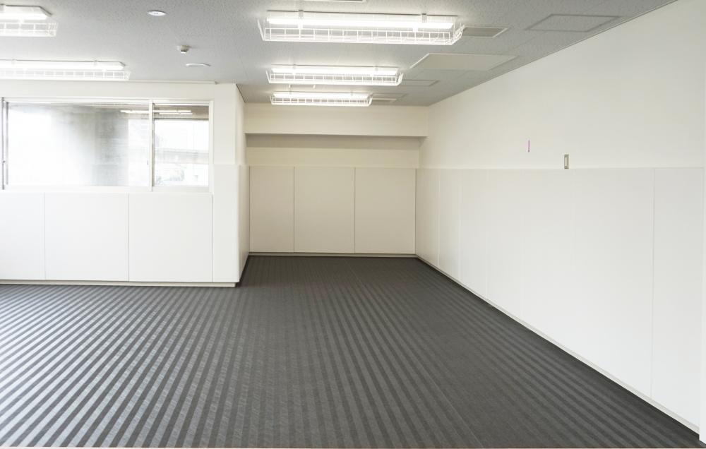 屋内防護マット ラテリアPU 東京都港区保育室