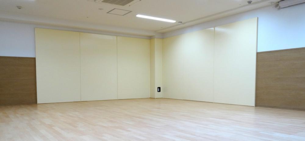 不燃シート仕上げ屋内防護マット ラテリアNF 東京都清瀬市障害者支援施設
