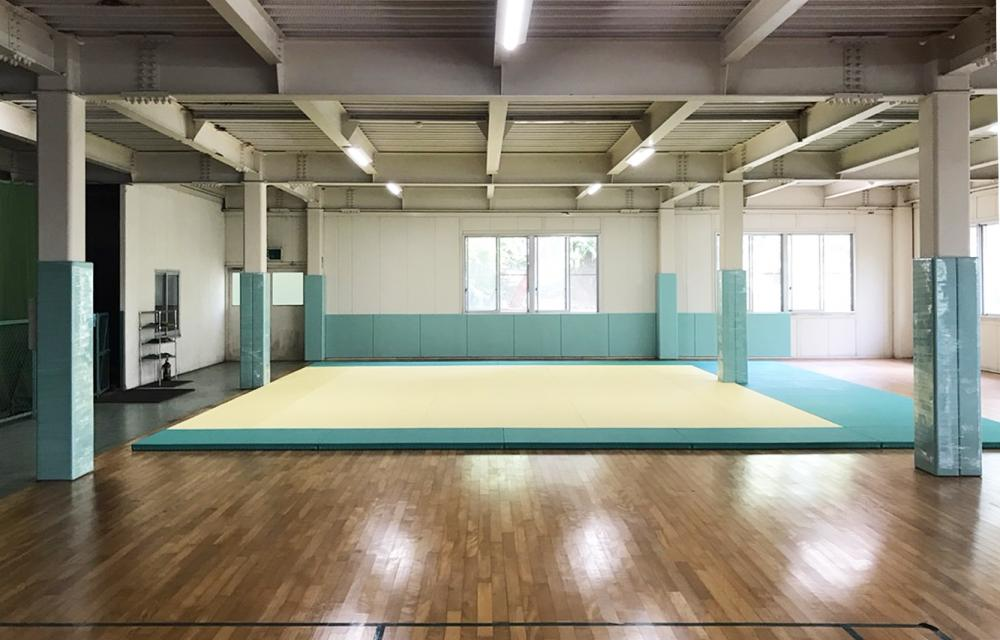 全日本柔道連盟公認畳 フワット 栃木県足利市高等学校